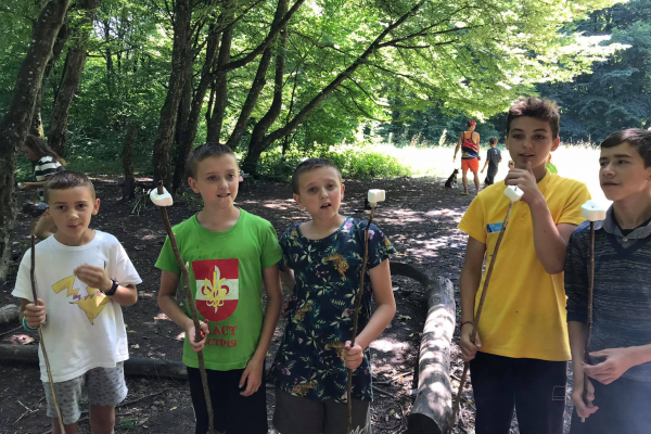 Вихованці Бережанського ліцею-інтернату відпочивали у таборі «Лісовий»