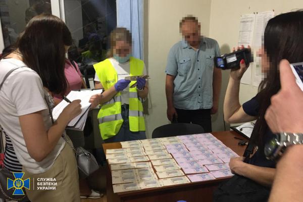 СБУ викрила схему розкрадання коштів, призначених для потреб учасників АТО/ОСС