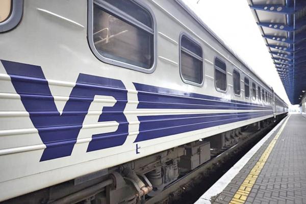 Біля Тернополя з рейок зійшов пасажирський поїзд