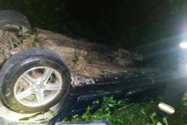 На Тернопільщині ДТП: водія шпиталізували