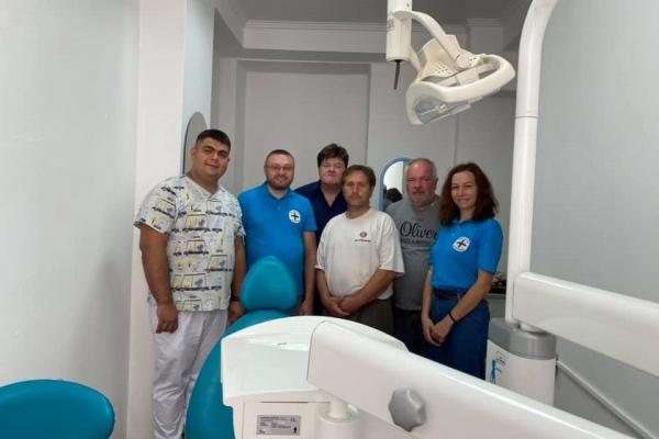 У Тернопільському «Карітасі» працюватиме стоматологічний кабінет