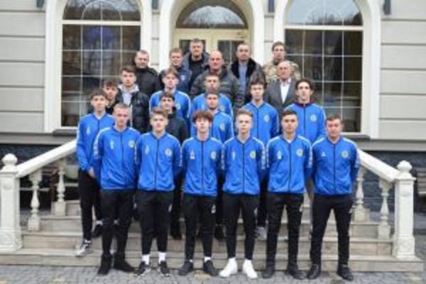 Футбольна команда з Чорткова гратиме в чемпіонаті України U-19
