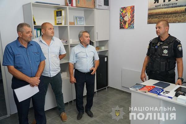Кожна громада Тернопільщини може отримати свого поліцейського офіцера