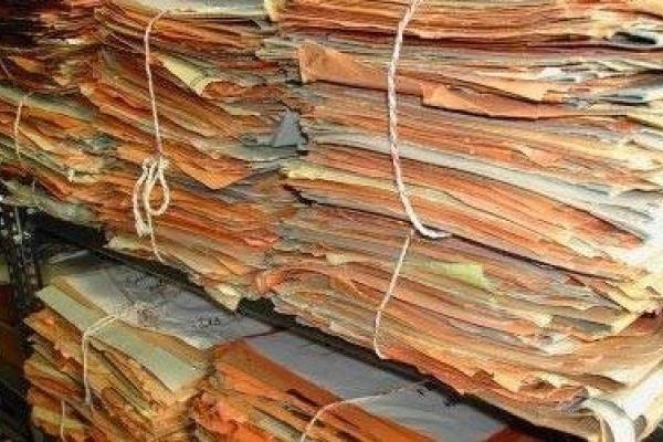 На Тернопільщині знайшли сховок документів УПА