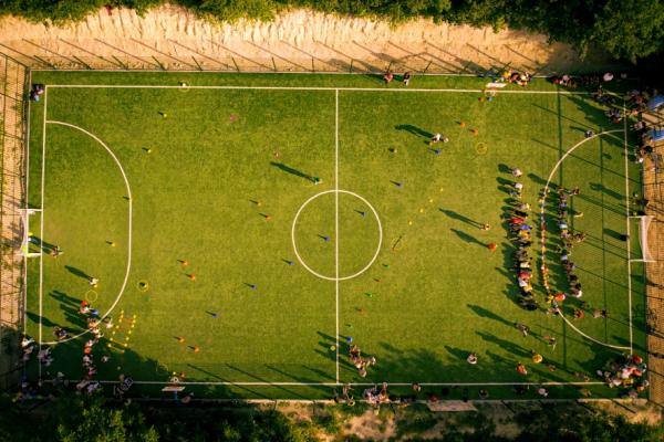 У Тернополі облаштували ще один сучасний спортмайданчик