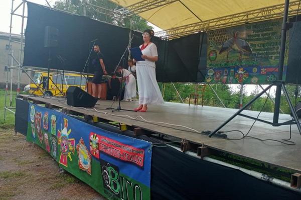 Фестиваль «Молотківський лелека» провели на Тернопільщині