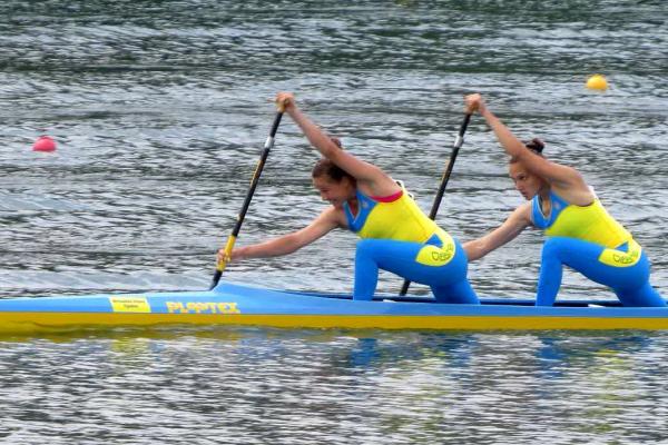 «Опілля» виступило генеральним спонсором змагань з веслування на байдарках і каное