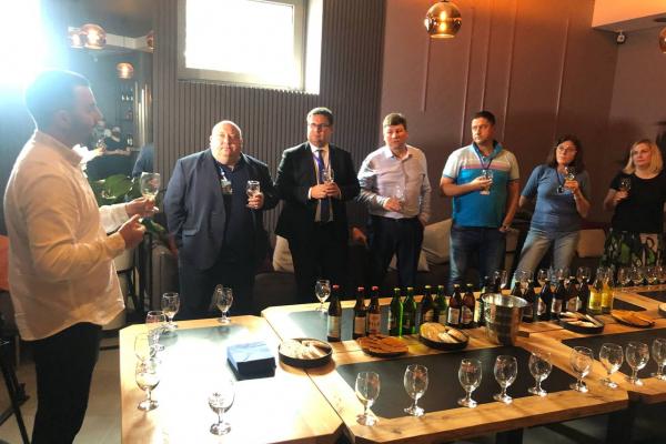 У пивоварні «Опілля» провели дегустацію для гостей файного міста – делегацій із закордону та інших міст України