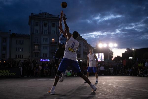 У Тернополі відбувся перший етап Кубка України з баскетболу