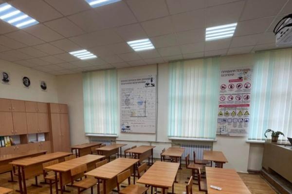 В одній зі шкіл Тернополя реалізували проєкт «Науковий осередок»