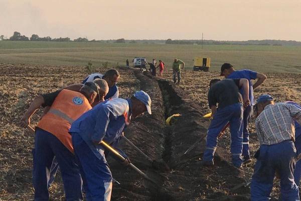 На Тернопільщині проводять реконструкцію газових мереж