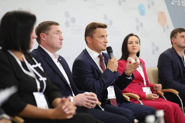 Михайло Головко на Форумі місцевого розвитку розповів про ключові досягнення Тернопільщини
