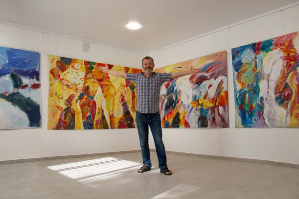 Будинок художника в Бережанах: локальний контекст для глобальної мети