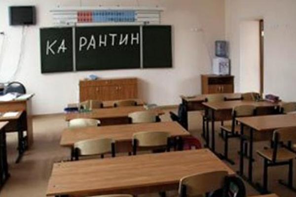 """Тернопілля переходить у """"жовту зону"""", а більшість шкіл – на дистанційне навчання"""