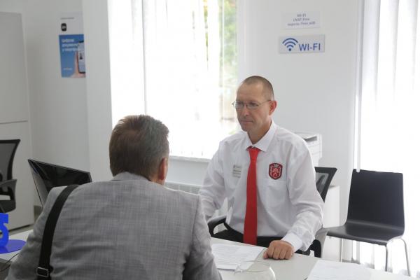 Перший в Україні Дія.Центр відкрили на Тернопільщині — на базі ЦНАПу в Ланівцях