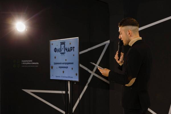 Конкурс «Золотий фліпчарт»: у Тернополі знову нагородять найкращих у громадському секторі