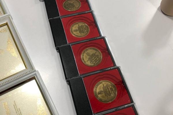 «Опілля» здобуло 6 золотих, 1 срібну медалі та нагороду «Бурштинова зірка»!