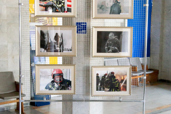 Унікальні кадри з місць надзвичайних подій показують в Тернопільській ОДА