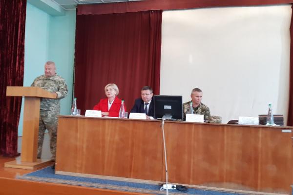 1 жовтня починається осінній призов громадян на строкову військову службу