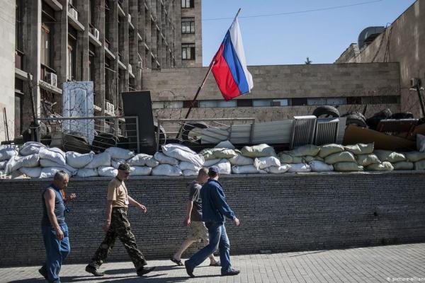 Як російські вибори на Донбасі розсварили «іхтамнєтів»
