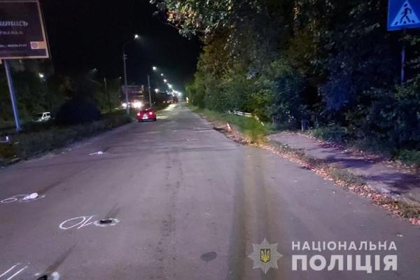 У Тернополі поліцейські просять відгукнутися очевидців нічної ДТП, де загинула дівчина