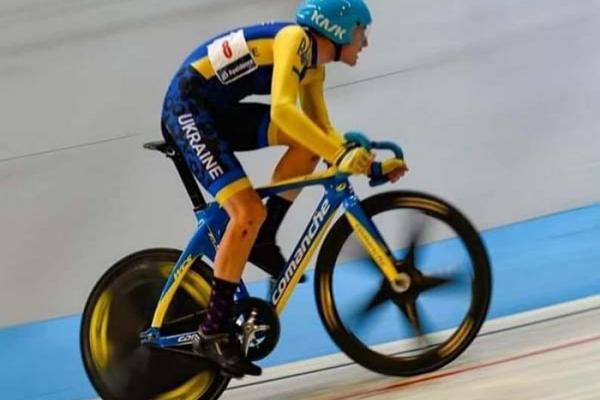 Тернополянин Юрій Щербань — 5-ий на чемпіонаті світу з велотреку