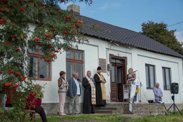 У Струсові відкрито оновлену експозицію краєзнавчого музею «Струсівська закутина»