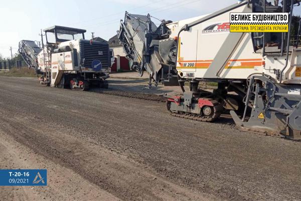На одну знищену дорогу менше: стартував ремонт маршруту Бучач — Товсте