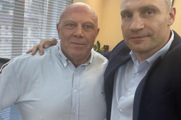 Тернопільський «УДАР» матиме нового керівника – чинного нардепа