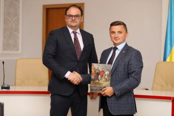 Тернопільщина налагоджує співпрацю з Польщею у культурній та туристичній галузях