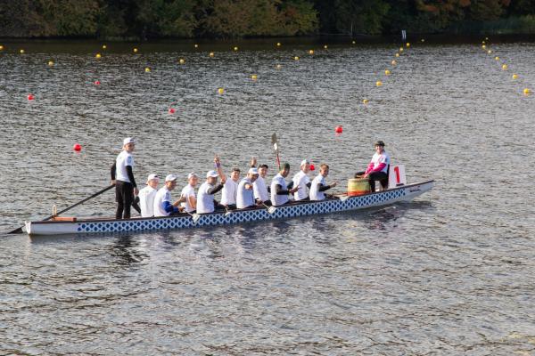 На «Водній арені Тернопіль» розпочався Чемпіонат України з веслування на драгонботах