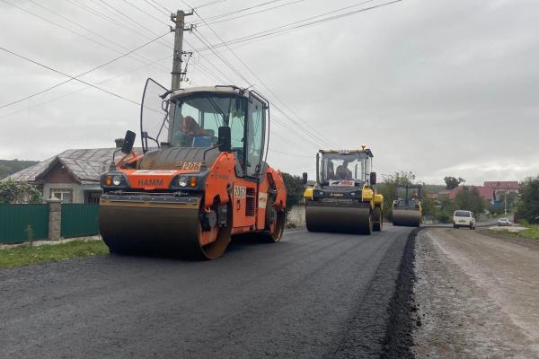 Підсумки вересня: на якому етапі відновлення державних доріг Тернопільщини?
