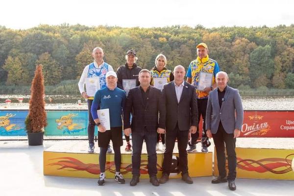 «Опілля» підтримало проведення змагання з веслування на човнах «Дракон»