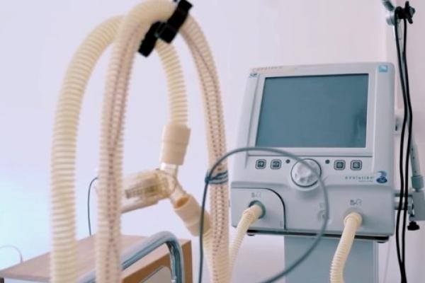 Для Тернопільської комунальної міської лікарні № 2 придбають додатковий апарат ШВЛ