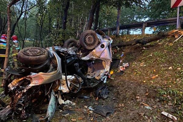 Жахлива аварія: у Польщі загинули двоє українців
