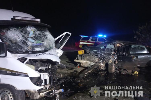 За 10 місяців на дорогах Тернопільщини загинуло 52 людини