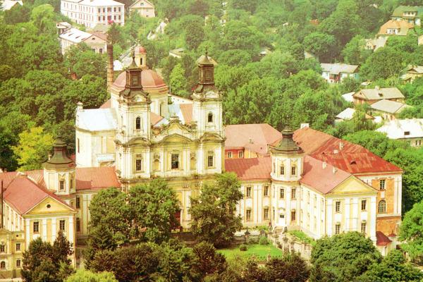 Місто Кременець та околиці на фото фото 1960-1980-х років
