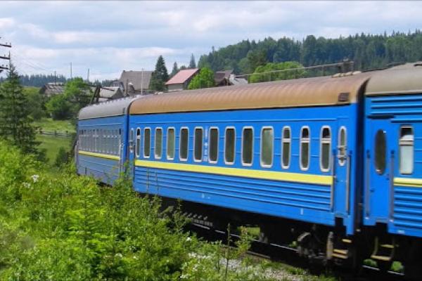 Ще один поїзд на Київ йтиме через Заліщики, Чортків і Тернопіль