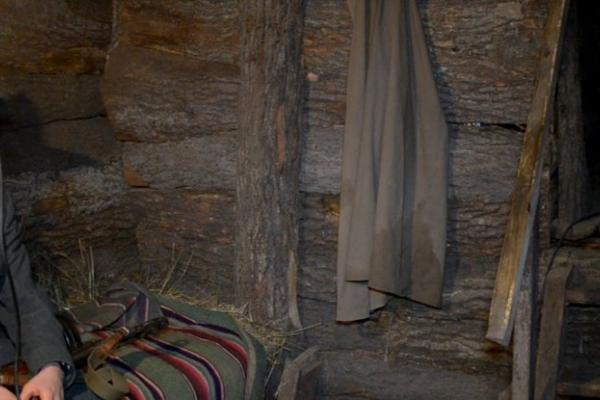 В одній із громад Тернопільщини відтворили криївку часів УПА