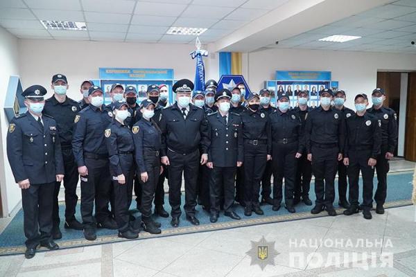 У Тернополі 19 поліцейських склали присягу