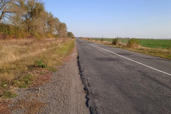 Спеціалісти ТОВ «Експерт Проект Плюс» працюють над проєктом для капітального ремонту дороги Р-24 в Чортківському районі