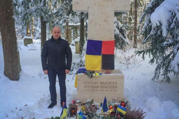 Сергій Надал: ім`я Степана Бандери як прапор національно-визвольного руху