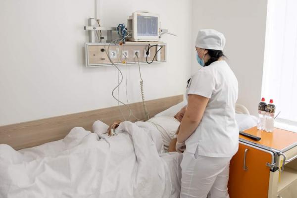 У Тернопільській обласній клінічній психоневрологічній лікарні відкрили нові відділення