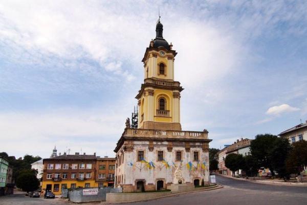 Ратуша у Бучачі увійшла до числа 26 об'єктів «Великої реставрації»