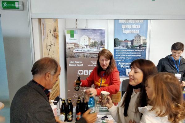 Продукція «Опілля» засмакувала учасникам туристичної виставки Lviv TourExpo 2021