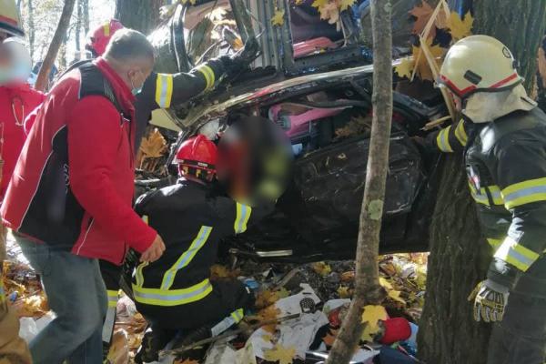 На Тернопільщині ДТП: загинула пасажирка