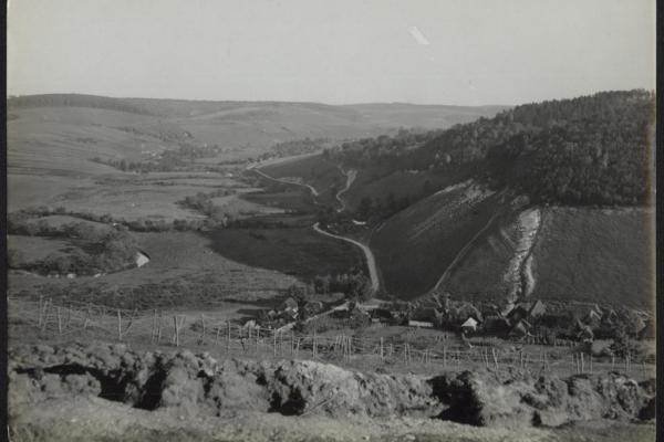 В архівах знайдені фото села Завалів початку ХХ століття
