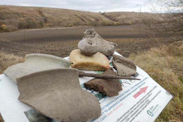 Потребує археологічних досліджень: на Тернопільщині руйнуються стародавні артефакти