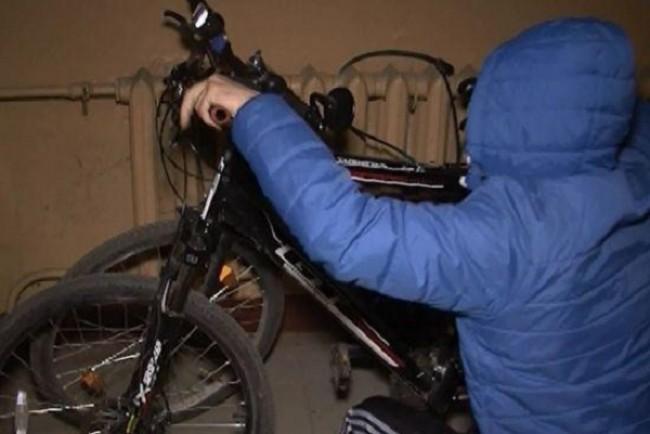 У Тернополі крадуть велосипеди