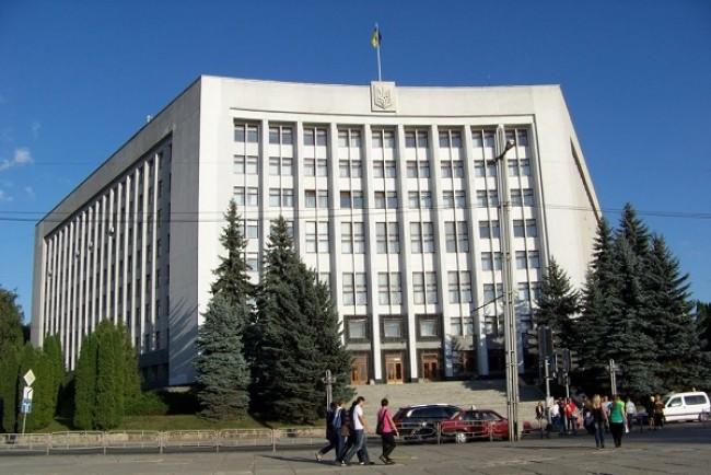 Протест біля Тернопільської ОДА: Бійці ДУК проти «Формули Штайнмаєра» (Наживо)